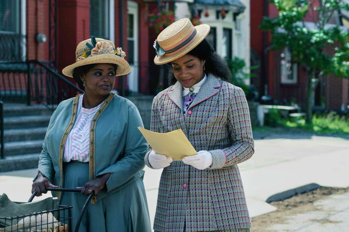 """""""Self Made: Inspired by the Life of Madam C.J. Walker"""" is available on Netflix."""