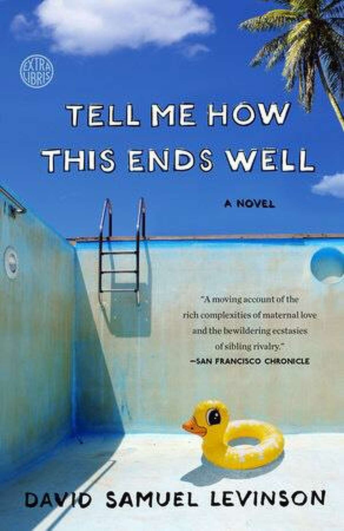 """David Samuel Levinson's 2017 novel """"Tell Me How This Ends Well"""" is a black comedy set in a dystopian future."""