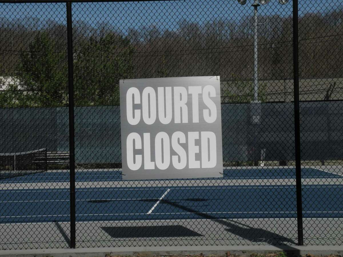 Wilton officials are working on plans to reopen the town's tennis and fields. They are also working on a summer camp program.