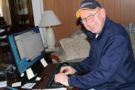 Working from is becoming the normal thing for most people including Manistee New Advocate associate editor Ken Grabowski and the rest of the staff.