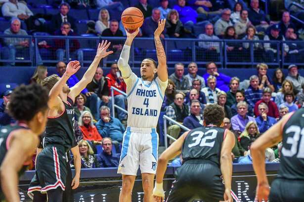 Tyrese Martin, who averaged 12.8 points per game as a sophomore at URI, is transferring to UConn.