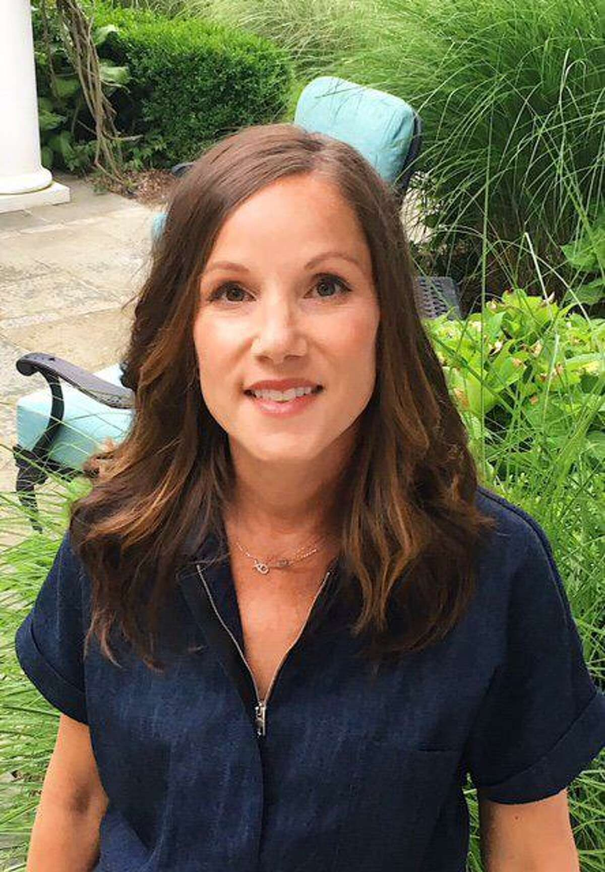 Sheri West, (pictured), who has been a member of the New Canaan Board of Education, is also the founder, and CEO of the non-profit organization LiveGirl. West gives her opinion in this guest column about what she feels people could build the future as.