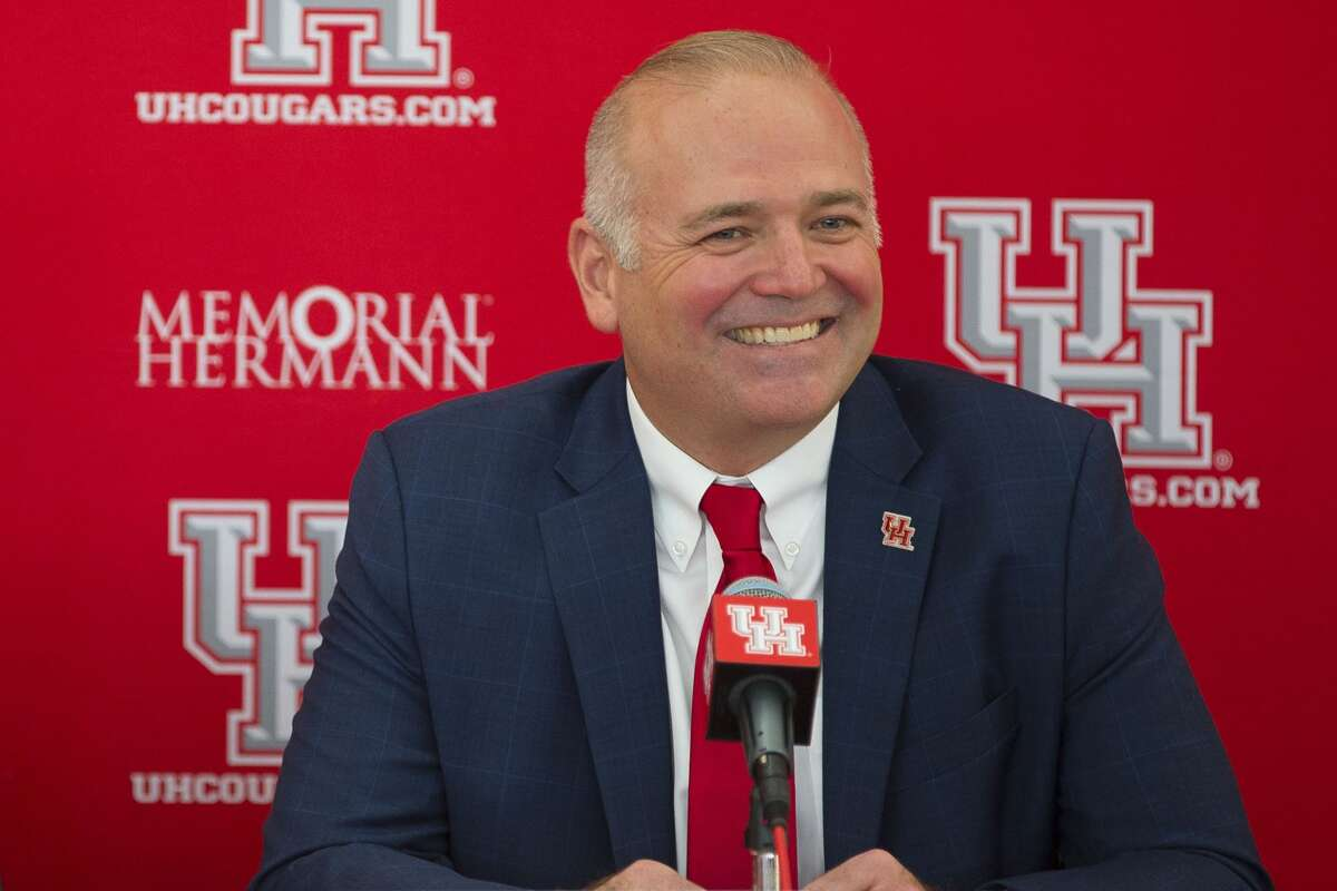 UH vice president for intercollegiate athletics Chris Pezman said the school's cost would come to $500,000 if the roughly 50 seniors on spring rosters return for another year.