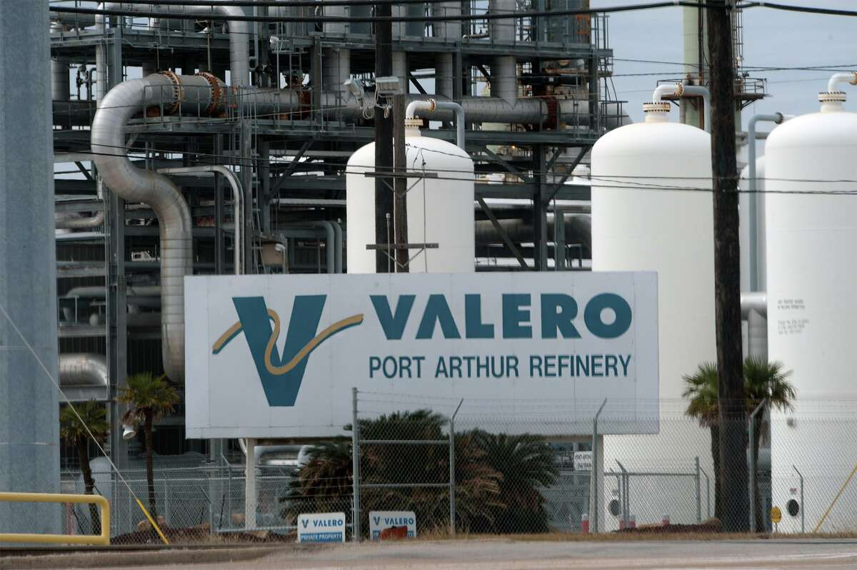 Valero Port Arthur Refinery Photo taken Wednesday, 1/30/19