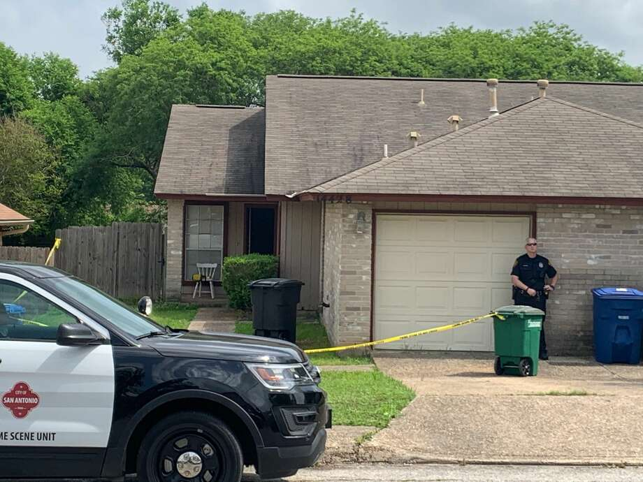 San Antonio police are investigating a suspicious death at a Northeast Side home. Photo: Mark Dunphy