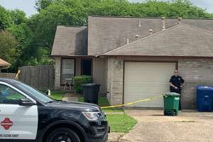 San Antonio police are investigating a suspicious death at a Northeast Side home.