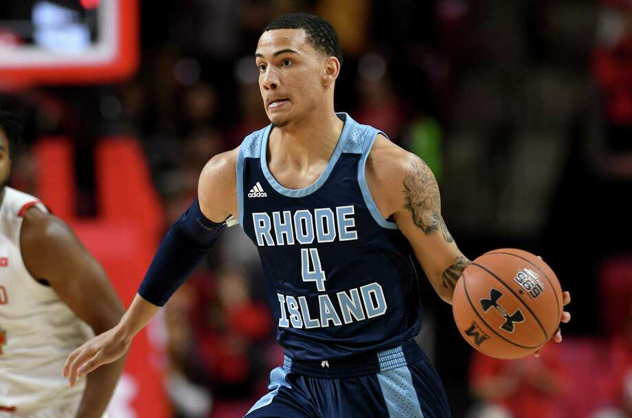 Tyrese Martin, a 6-foot-6 wing transfer from Rhode Island, should make an immediate impact for UConn. Photo: G Fiume / Getty Images / 2019 G Fiume 2019 G Fiume