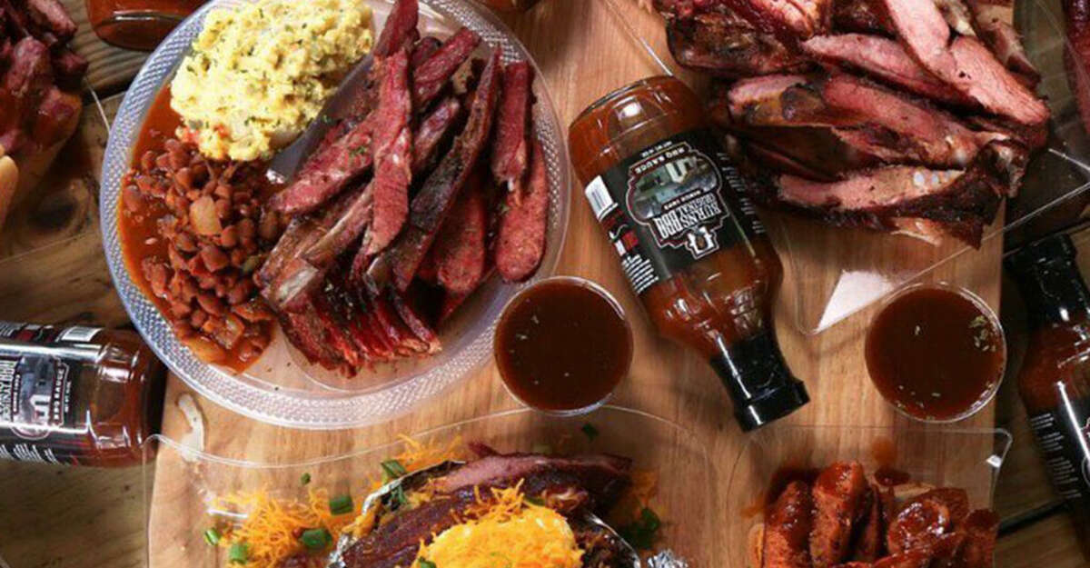 Barbecue from Burns Original BBQ in Houston will be offered at Kroger in Houston (1035 N. Shepherd) as part of a new partnership with Kroger Houston Division to support local minority-owned businesses.