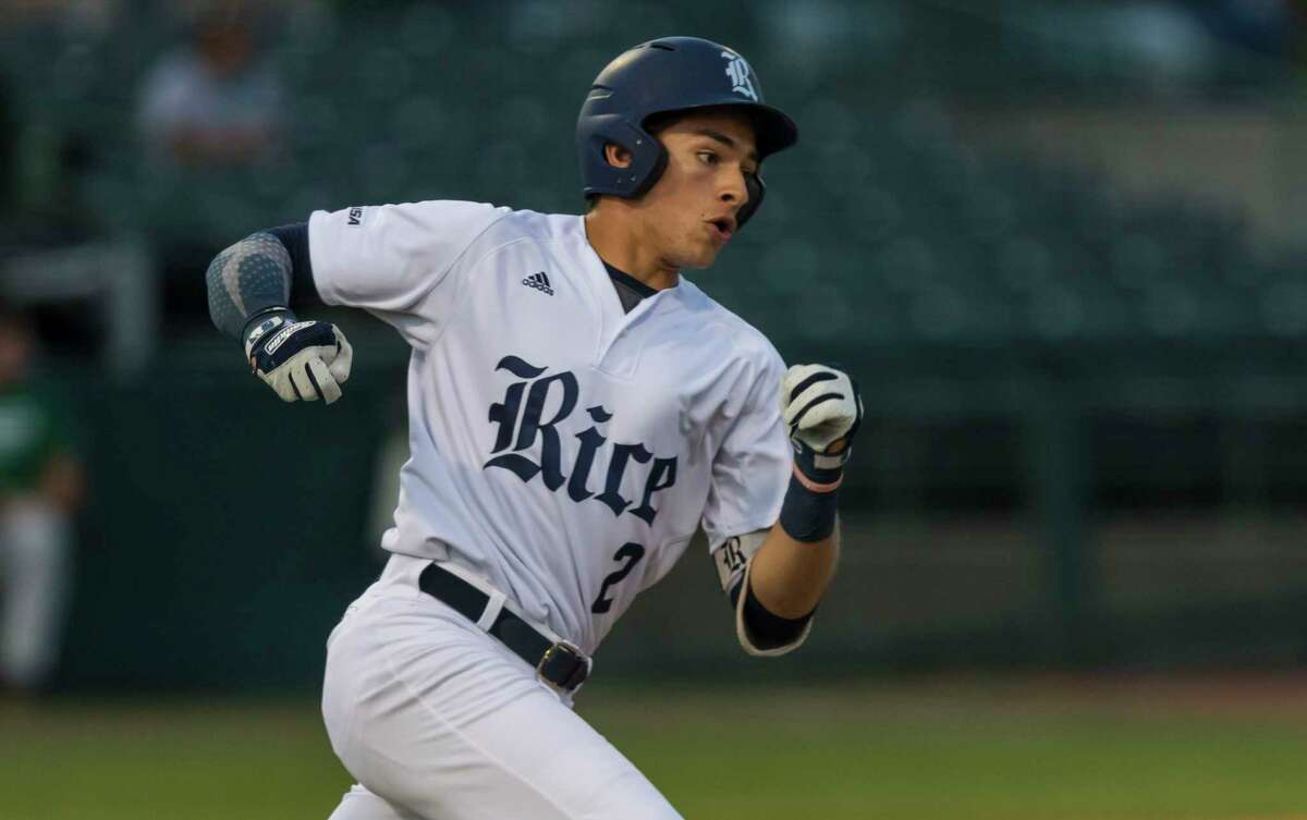 Rice infielder Trei Cruz represents the third generation of his family headed for pro baseball. His grandfather Jose Cruz starred for the Astros and his father Jose Cruz Jr. enjoyed a long major league career of his own.