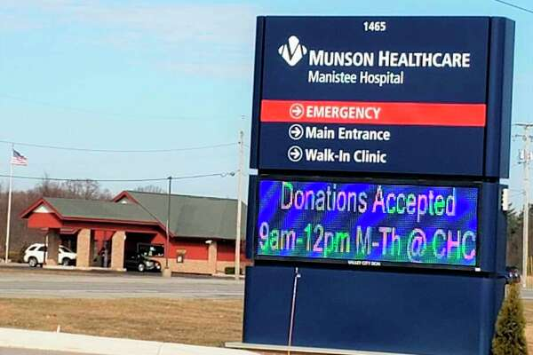 Munson Healthcare officialsprepare for a potential surge in new cases of novel coronavirus in northern Michigan. (Arielle Breen/News Advocate)