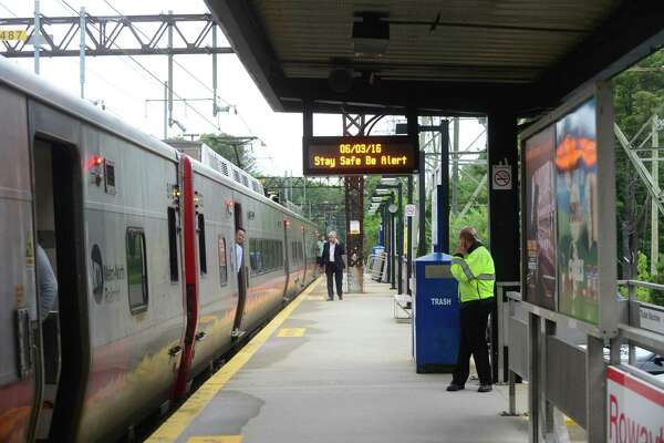 $300 million in new railroad cars were on the agenda Wednesday for the State Bond Commission's virtual meeting, led by Gov. Ned Lamont. The meeting was delayed, however, by technological glitches in the teleconference format.