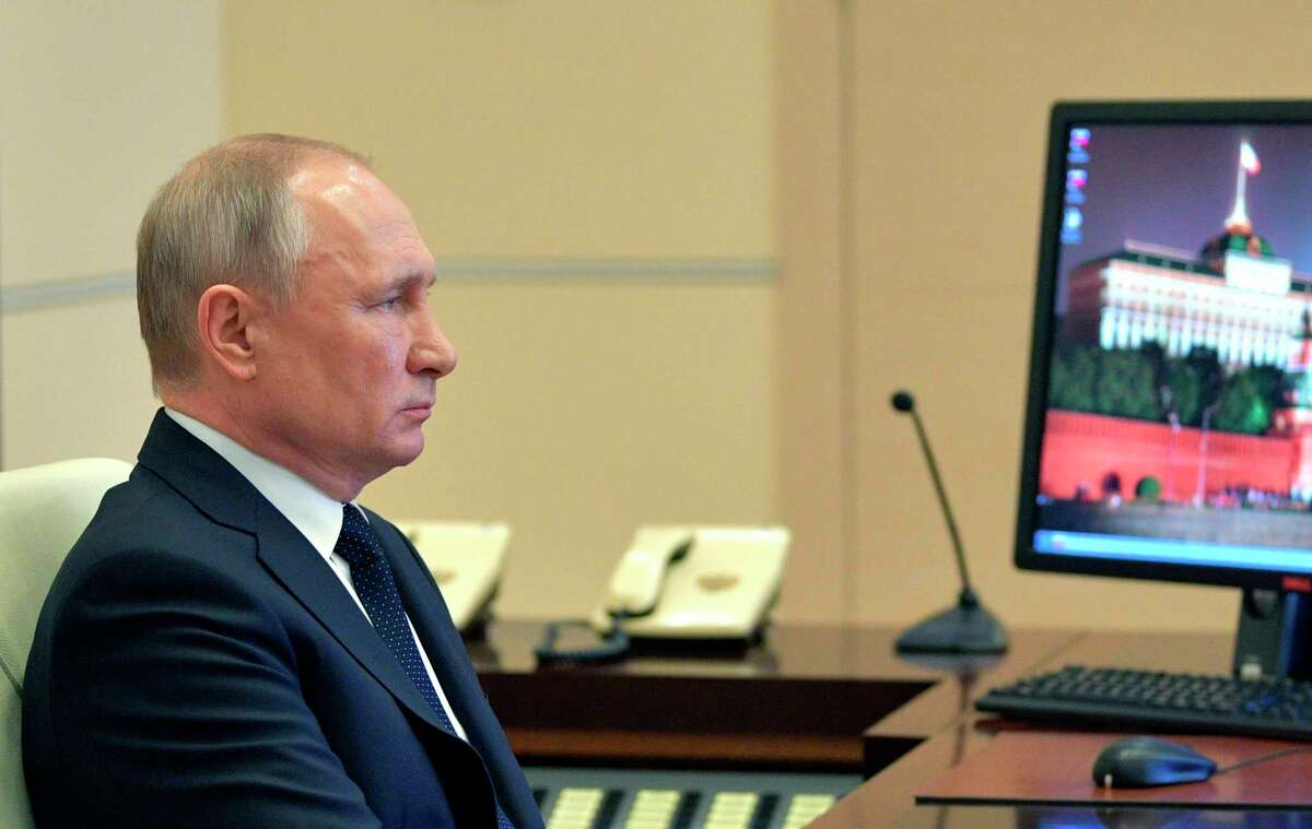 Russia and its President Vladimir Putin are ready to make a deep cut in oil production, putting a global output deal within reach, as pressure mounts on oil-exporting countries to mitigate the worsening demand impact of the corona virus crisis.