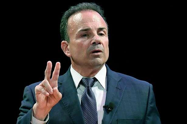 Mayor Joseph Ganim is suing Delta Airlines.
