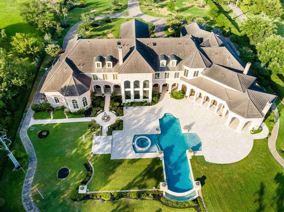 2. 202 Alkire Lake Drive, Sugar LandHouse sold: $4.4 million - $5 million5-6 bed   7 full & 3 half bath   11,306sq. ft. Photo: Houston Association Of Realtors