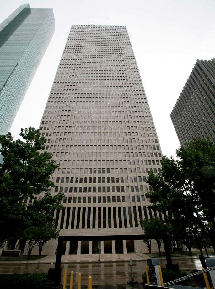 Consolidated Asset Management Services will occupy a portion of Shell Oil Company's former offices at 910 Louisiana downtown. Photo: James Nielsen, Staff / Houston Chronicle / © Houston Chronicle 2012