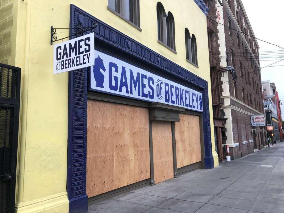 Games of Berkeley, April 2020.