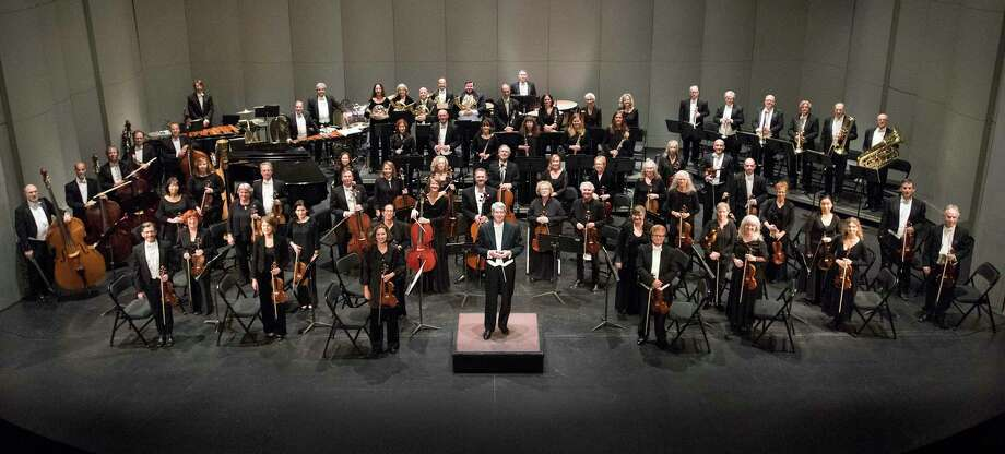 The Stamford Symphony, with conductor Michael Stern, has launched a channel that includes previously recorded performances, solo serenades from home, informal practice videos by the symphony's musicians, as well as articles and vlogs. Photo: David Sussan / Contributed Photo