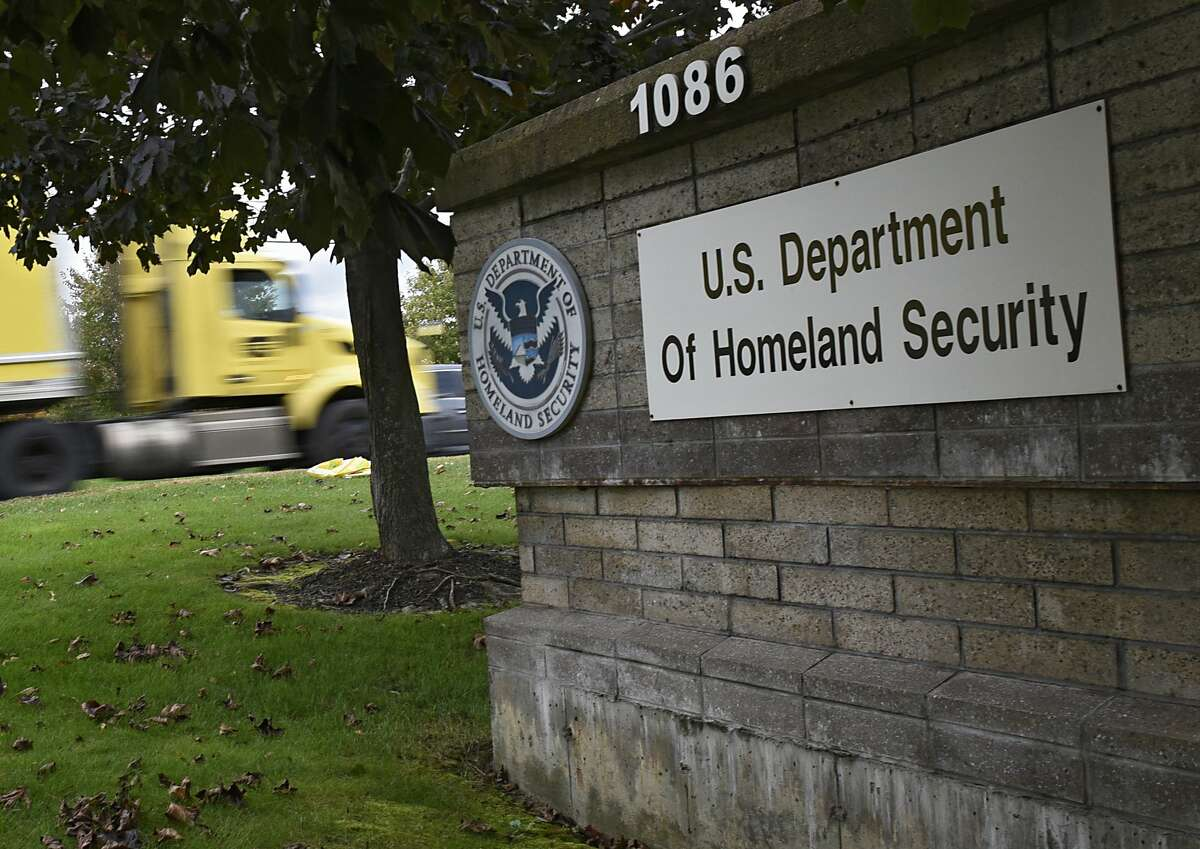 The U.S. Department of Homeland Security offices in Latham, where the U.S. Citizenship and Immigration Services Albany branch is located. Officials from U.S. Immigration and Customs Enforcement said Wednesday morning that detainees who are considered