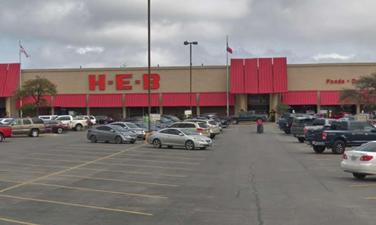 An H-E-B employee in New Braunfels has tested positive for COVID-19. Store not pictured.