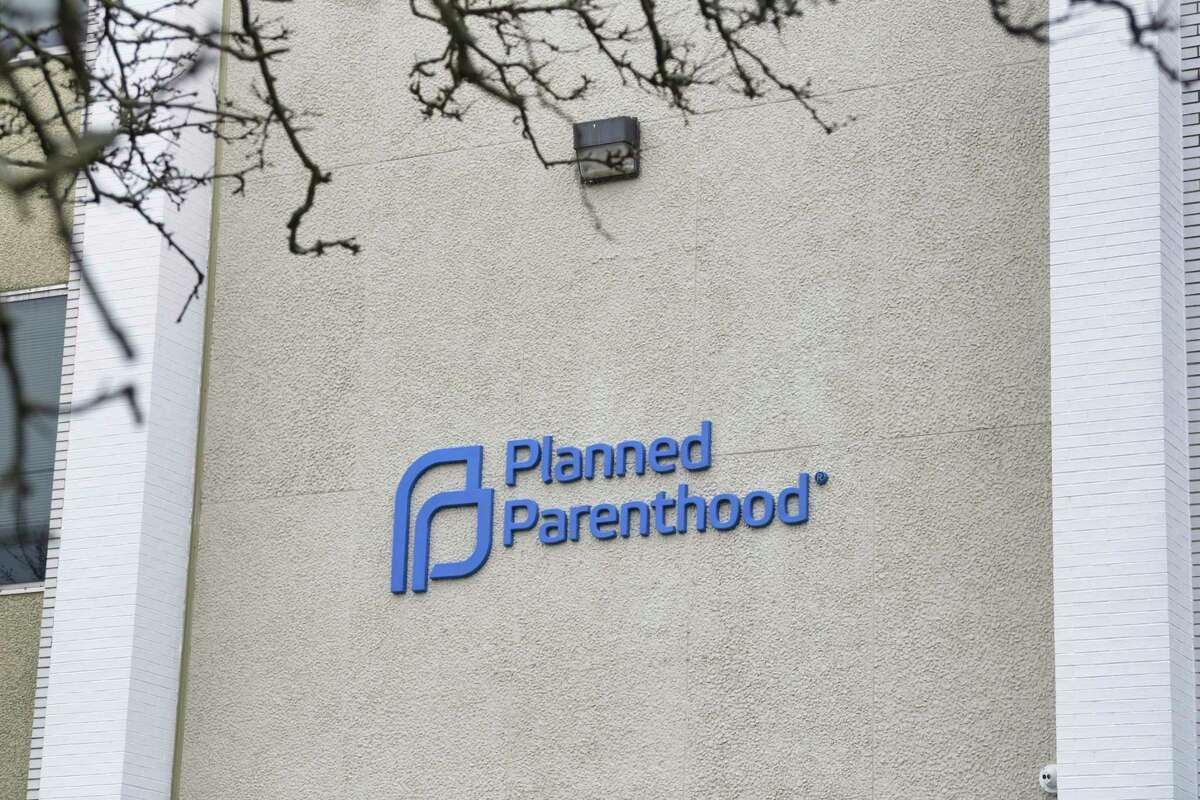 A view of the Planned Parenthood office on Central Ave. on Wednesday, April 8, 2020, in Albany, N.Y. (Paul Buckowski/Times Union)
