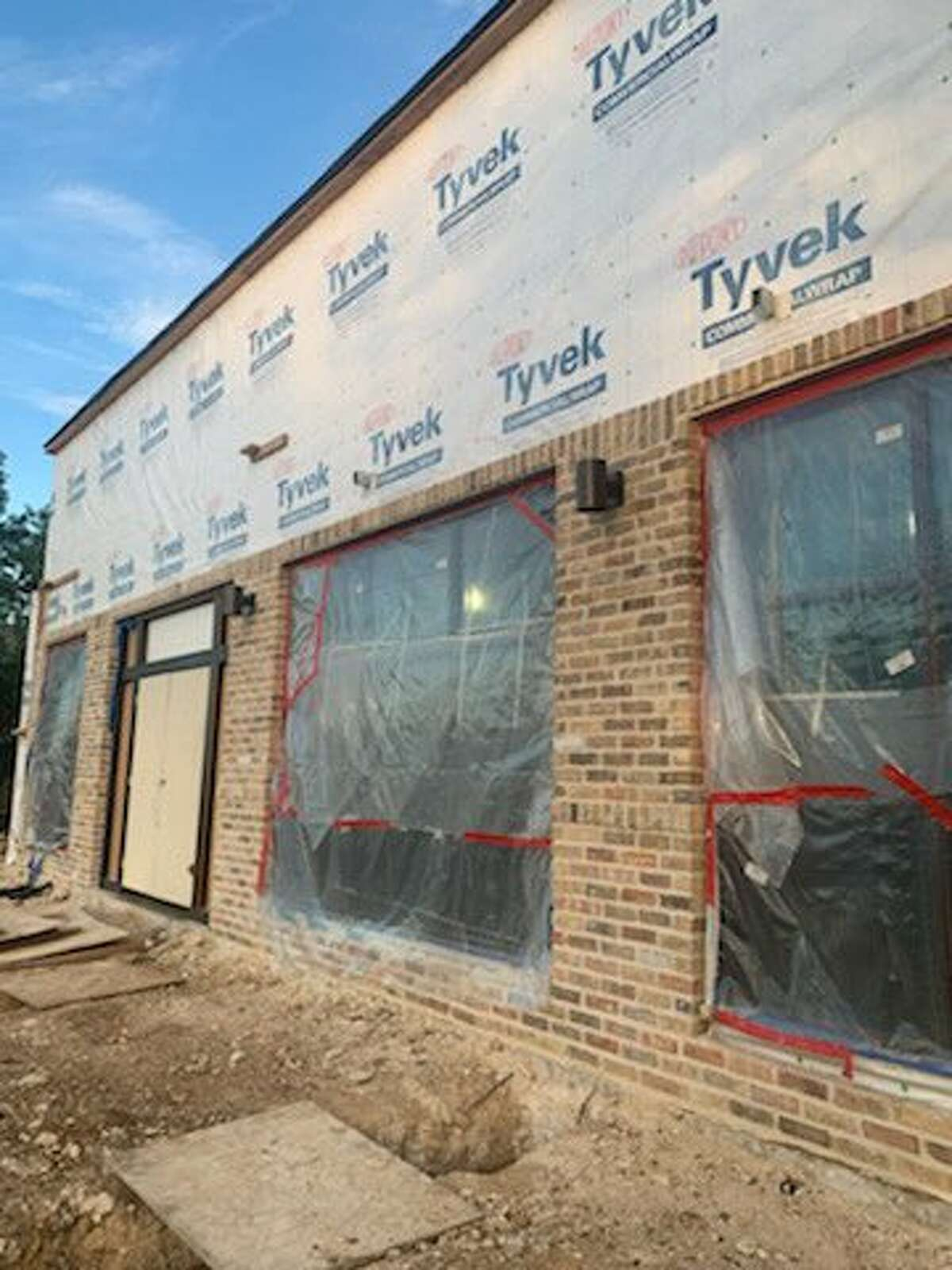 Construction of San Antonio's first Delia's Tamales location is still underway during the COVID-19 pandemic. Spokesman John King said the building of the 13527 Hausman Pass, near Loop 1604, is