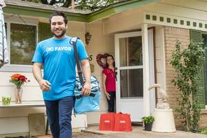 Favor has doubled its delivery coverage statewide, allowing more Texans to have access to H-E-B's senior delivery service, the two companies announced in a joint press release Wednesday.