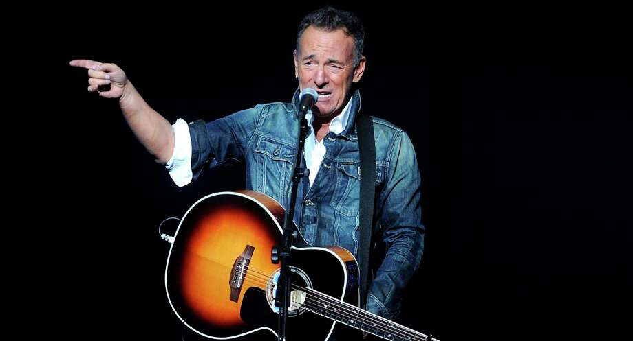 Bruce Springsteen will be DJing music he's been listening to while staying at home on SiriusXM. Photo: Brad Barket /Associated Press / 2018 Invision