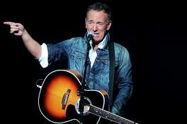 Bruce Springsteen will be DJing music he's been listening to while staying at home on SiriusXM.