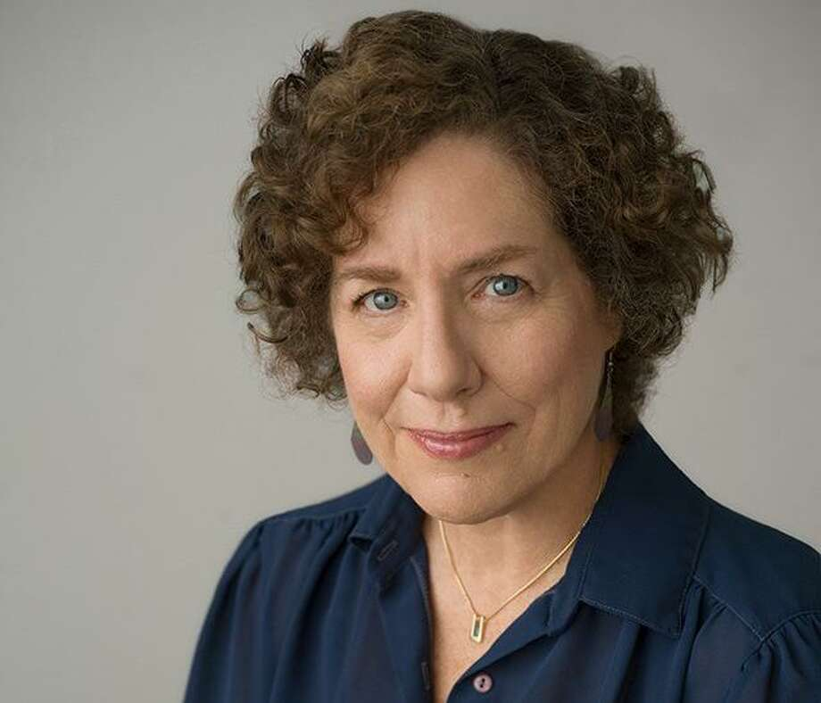 Author Elaine Weiss will meet with the Booked for Lunch group when it has its virtual meeting, presented by the Wilton Historical Society, on April 30, 2020. Photo: Nina Subin / Wilton Bulletin Contributed