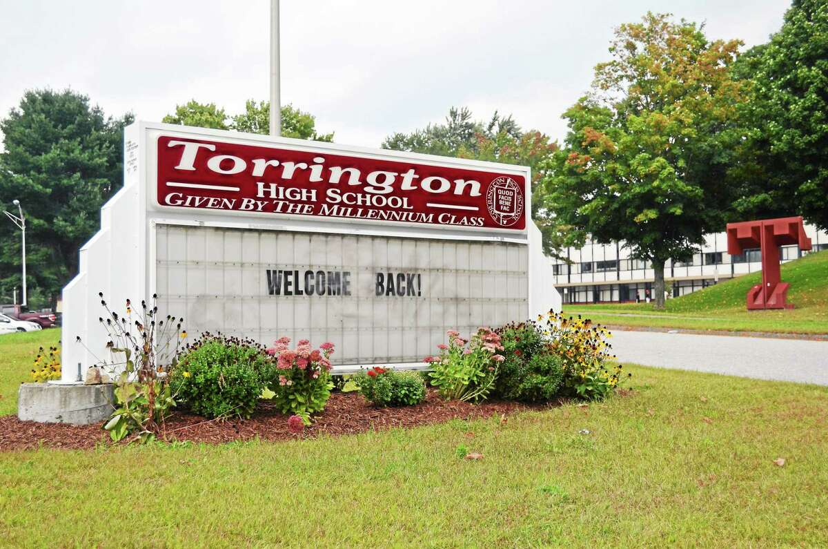 A presentation on renovating Torrington High School, which was built in the 1960s, or building a new one was held at Monday's City Council meeting.