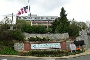 File photo of Norwalk Hospital in Norwalk, Conn.