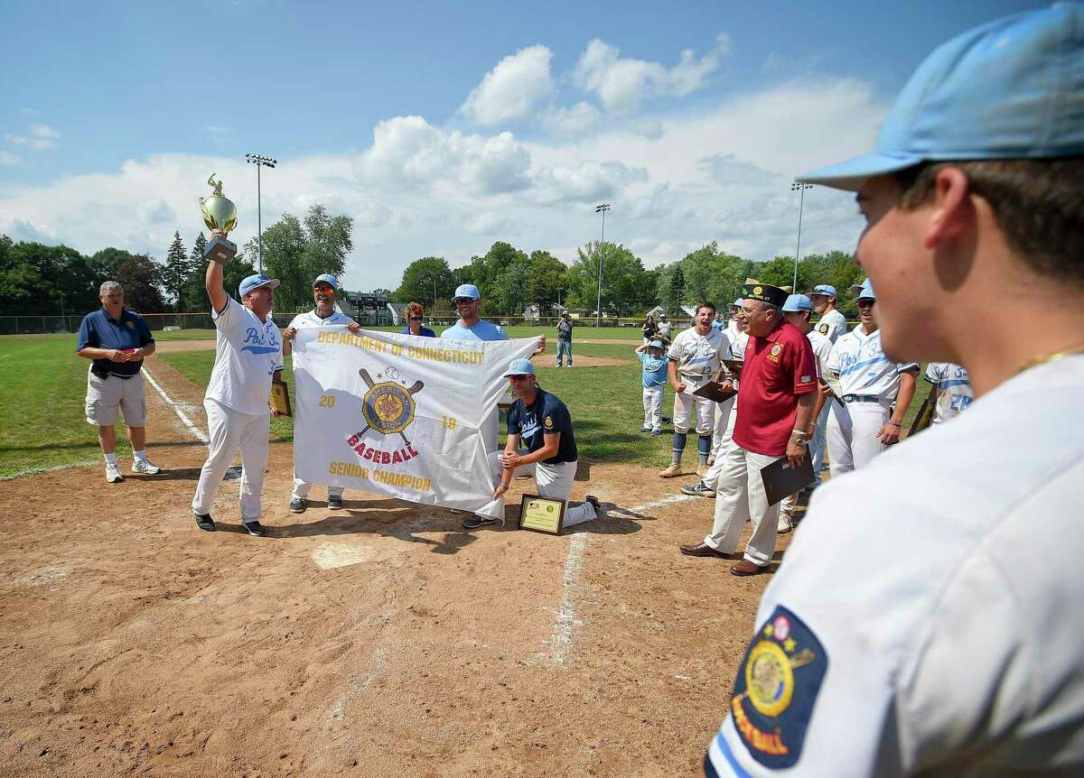 Stamford beat Southington to win the 2019 Connecticut American Legion senior baseball championship.