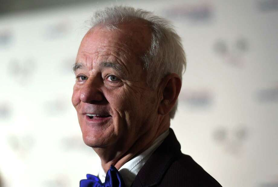 Bill Murray on the red carpet at the Kennedy Center's Mark Twain prize ceremony in 2016. Photo: Washington Post Photo By Katherine Frey / The Washington Post