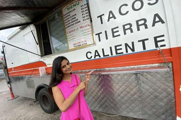 Pooja Lodhia Tacos Tierra Caliente