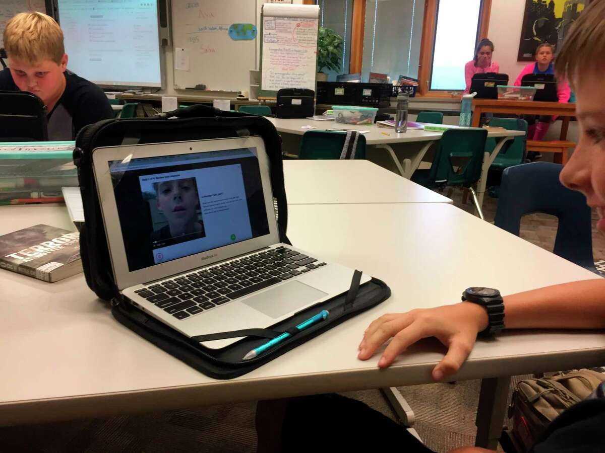 Technology is going to play a key role in the learning process for area students in the upcoming months in their studies at home. All the county schools will be using a hybrid system of online learning and traditional paper learning with packets being mailed to the students. (Courtesy photo)