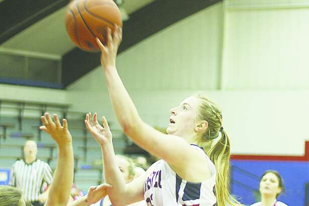 Manistee Catholic Central senior Rylee Feliczak was named first team all-West Michigan D League.