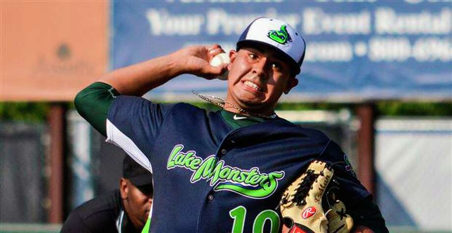 Xavier Altamirano went 29-35 with a 4.34 ERA in five seasons around the minor leagues with the Oakland Athletics. Photo: Courtesy Of The Tecolotes Dos Laredos
