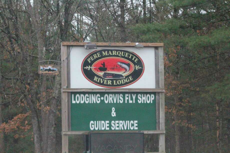 The Pere Marquette River Lodge isn't allowed to use fishing guides under current state restrictions. (Star photo/John Raffel)