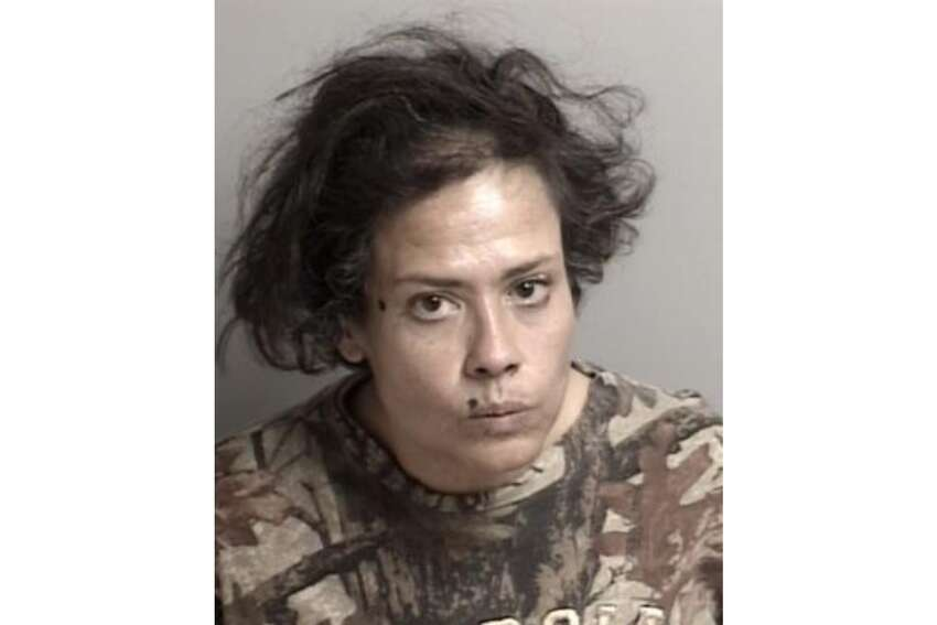 Jennifer Walker, 53, was booked on suspicion of felony vandalism by South Lake Tahoe police on April 7, 2020 after allegedly licking groceries.