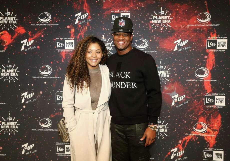 PHOTOS: A look at the happy couple together