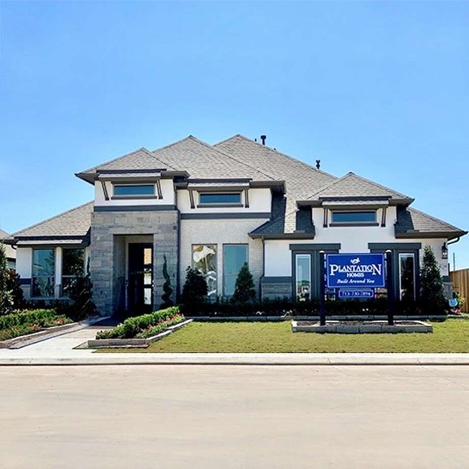 Plantation Homes new model in Meridiana's second phase is located at 4738 Franklin Way. Photo: Plantation Homes