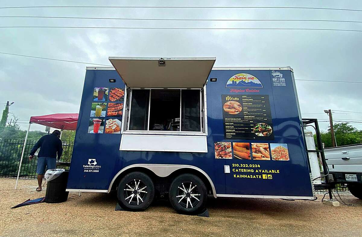 Kain Na is a Filipino food trailer that parks most weekends at the StreetFare SA food truck park on Austin Highway. From tacos to barbecue to sandwiches and beyond, the San Antonio food truck scene will take center stage for the Express-News' 52 Weeks of Food Trucks series in 2021.