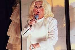 Leslie Jordan as Brother Boy in 'A Very Sordid Wedding.'