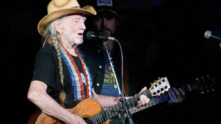 Willie Nelson will host a televised Farm Aid benefit on Saturday night. Photo: Jamaal Ellis /Contributor File Photo / © 2020