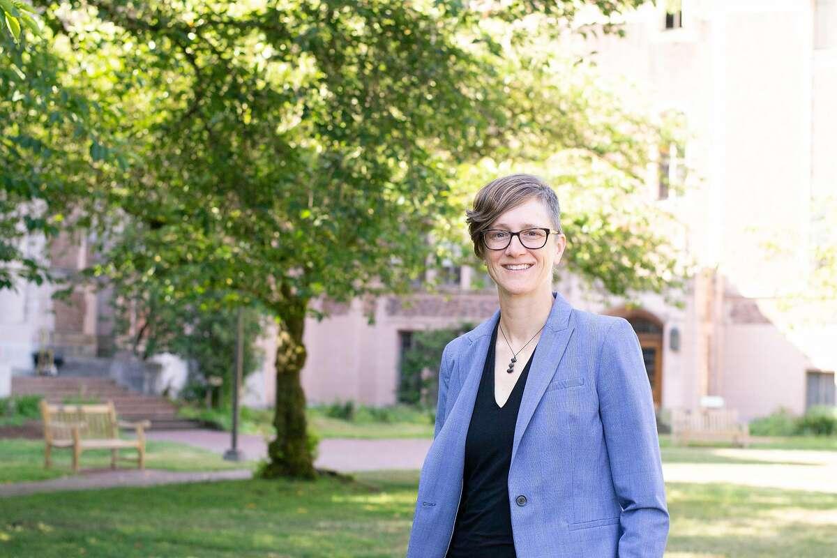 Kate Starbird, University of Washington professor