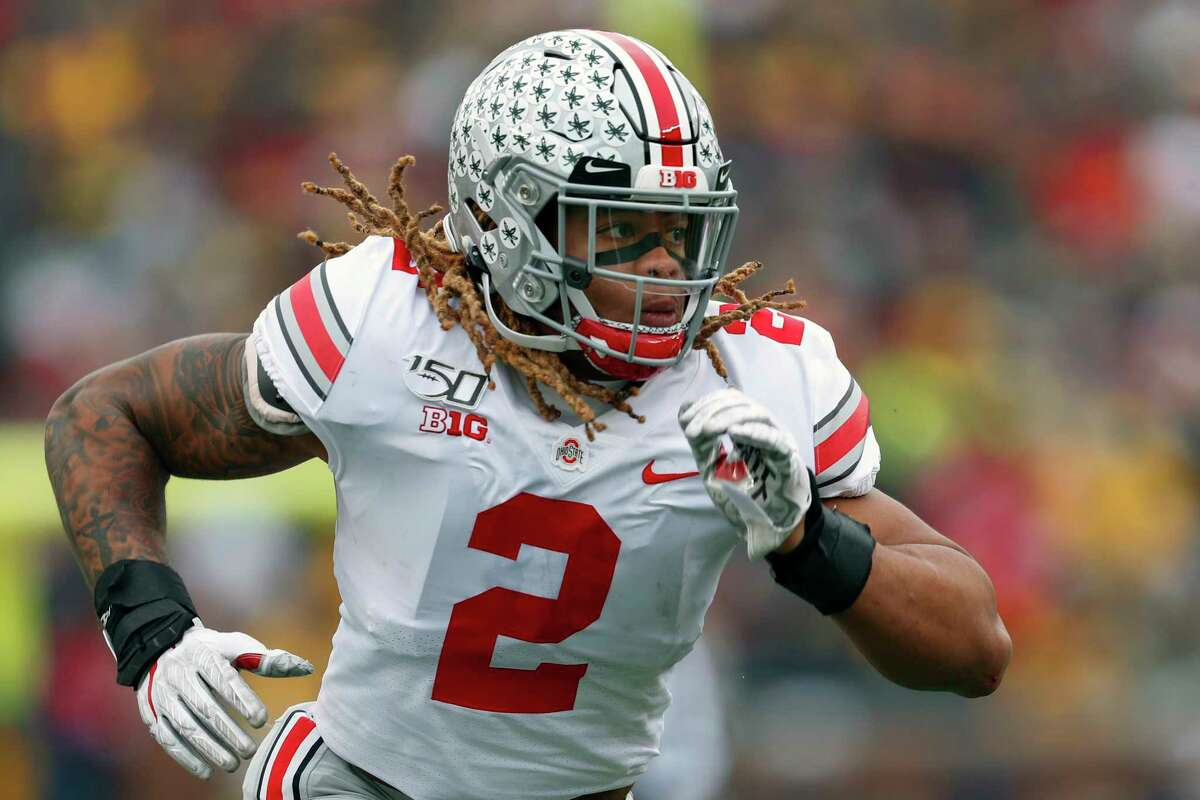 Barring something unforeseen, Ohio State's Chase Young should be a top-three pick in this year's NFL draft.