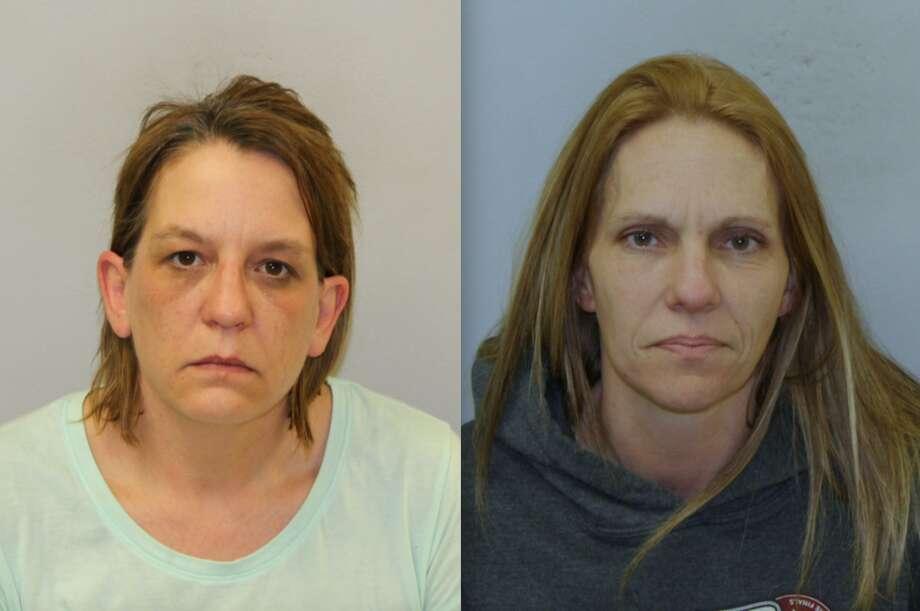 Amy L. Panek and Tara D. Zuern Photo: Photos Courtesy Of Mecosta County Sheriff's Office