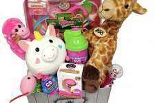 The San Antonio Zoo has released a line of wild Easter baskets for all of the animal lovers out there.