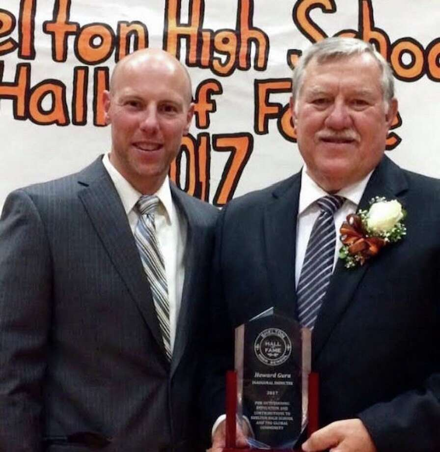 Scott Gura and Howard Gura have combined to win 905 games and 16 titles at Shelton High. Photo: Shelton High Athletics / Contributed Photo / Shelton Herald