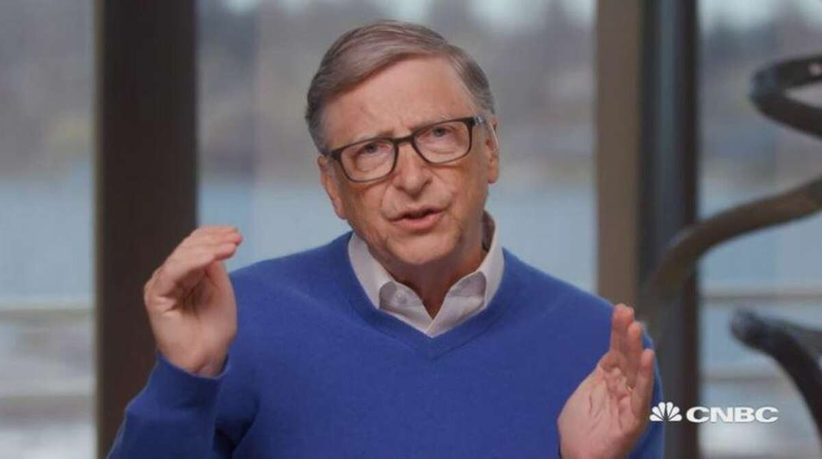 Bill Gates says climate change could be worse than COVID-19 in terms of death and economic damage.